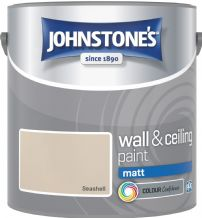 Johnstones Seashell Coloured Emulsion